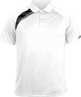Polo Sport Tricolore Homme