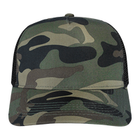 Snapback Trucker Camouflage Jungle