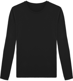 Tee Shirt Homme Col Rond Manches Longues Stanley Shuffles