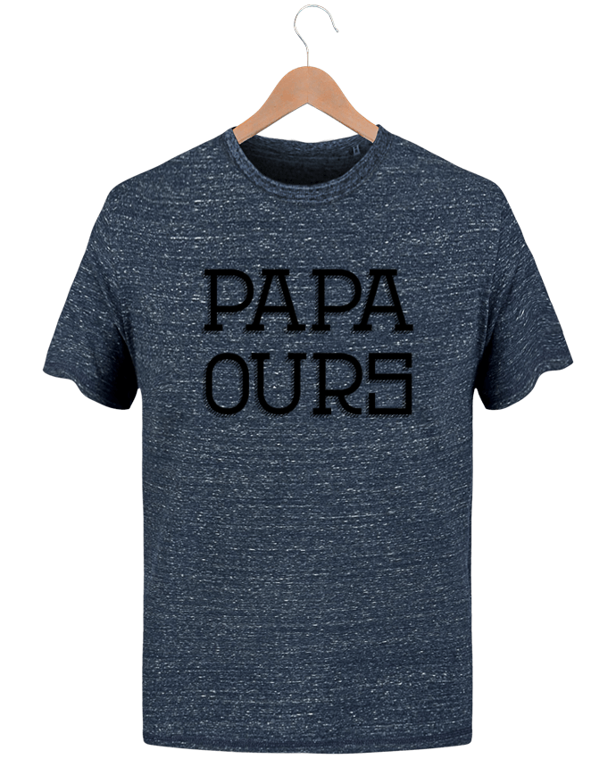 T-Shirt Homme Stanley Hips Papa ours par tunetoo