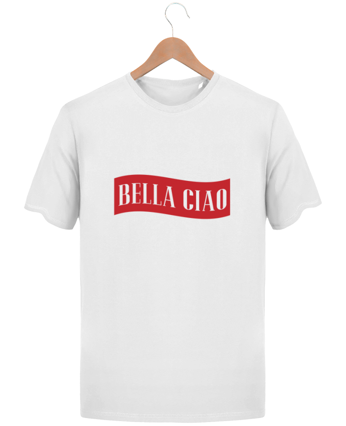 T-Shirt Homme Stanley Hips BELLA CIAO par tunetoo