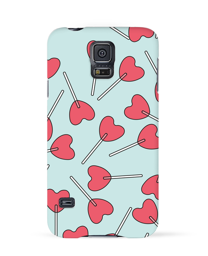 coque 3d samsung galaxy s5 sucettes coeur tunetoo tunetoo. Black Bedroom Furniture Sets. Home Design Ideas
