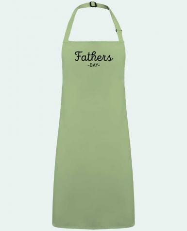 Tablier Sans Poche Father's day par  tunetoo