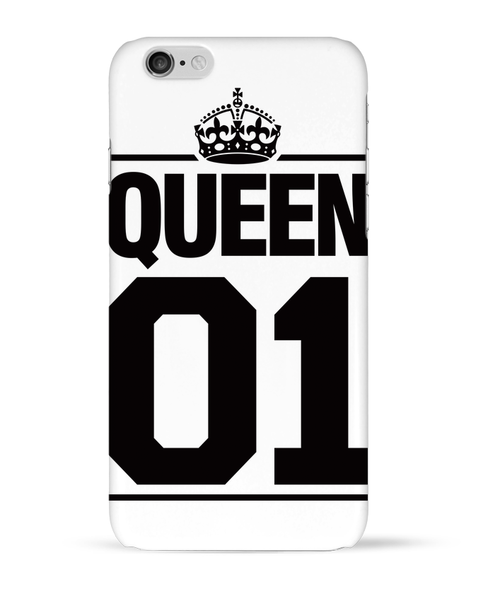 Coque 3D Iphone 6 Queen 01 par Freeyourshirt.com