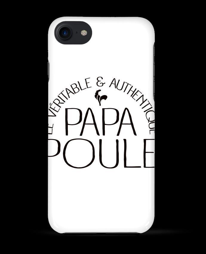 coque 3d iphone 7 papa poule freeyourshirt com