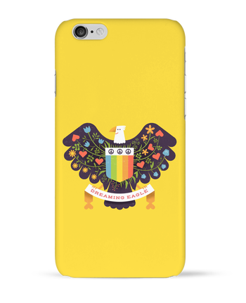 Coque 3D Iphone 6 Dreaming Eagle par chriswharton