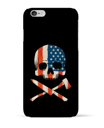 Coque 3D Iphone 6 AmericanPsycho par chriswharton