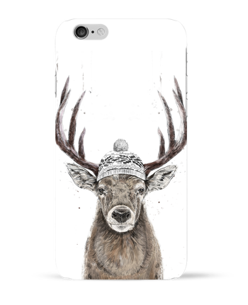 Coque 3D Iphone 6 Let's go outside par Balàzs Solti