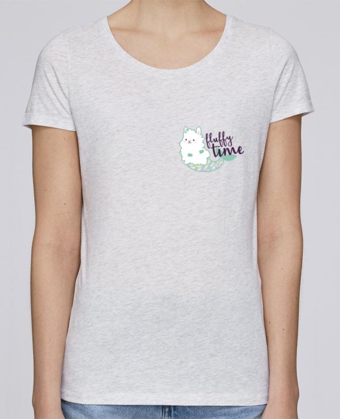 T-shirt Femme Stella Loves Mermaid Fluffy par Nana