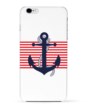 Coque 3D Iphone 6+ Petit Marin de M.C DESIGN
