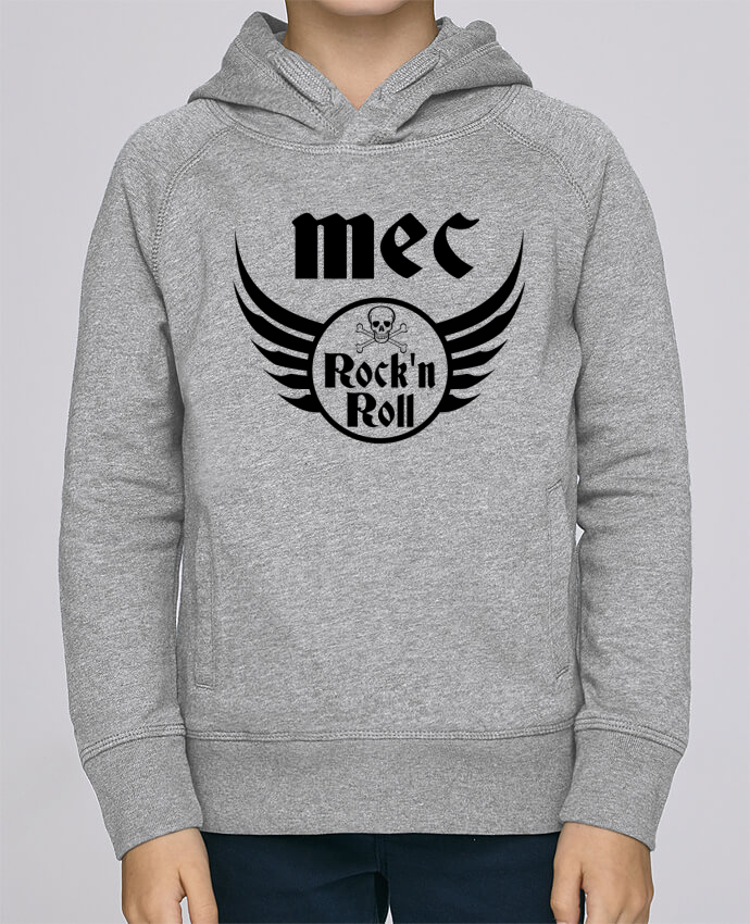 Sweat à Capuche Enfant Stanley Mini Base Mec rock