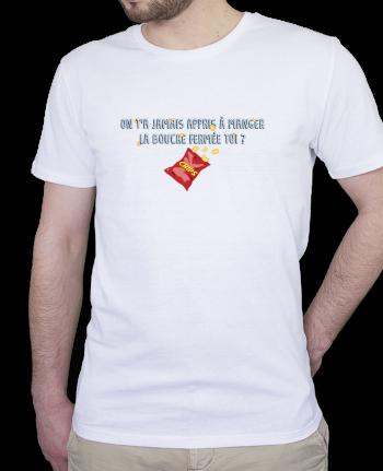 Shirt Hips Homme Tunetoo Dikkenek Stanley Par La Citation Manger A5wZSnXqR