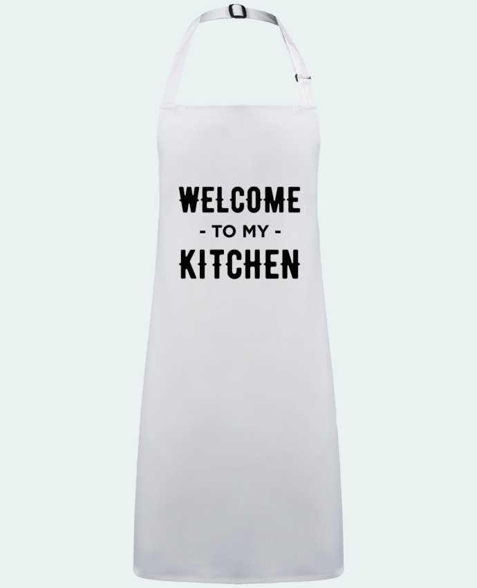 Tablier Sans Poche Welcome to my kitchen par  tunetoo