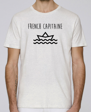 T-Shirt Col Rond Stanley Leads French capitaine par Ruuud