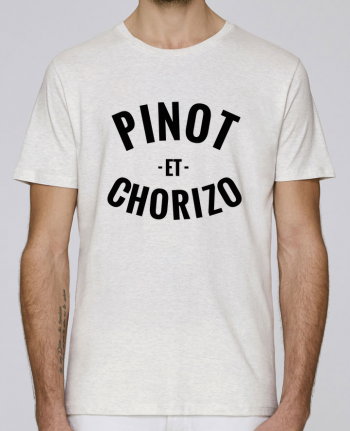 T-Shirt Col Rond Stanley Leads Pinot et chorizo par tunetoo