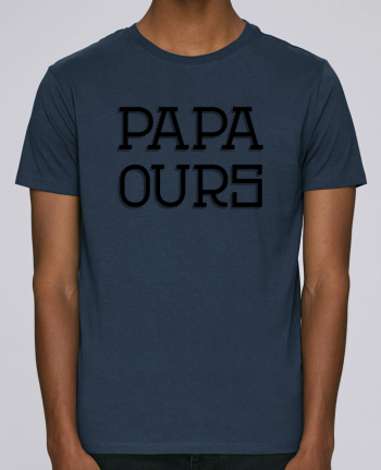 T-Shirt Col Rond Stanley Leads Papa ours par tunetoo