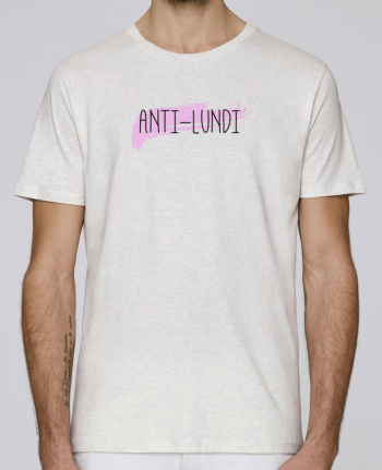 T-Shirt Col Rond Stanley Leads Anti-lundi par tunetoo