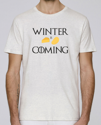 T-Shirt Col Rond Stanley Leads Winter is coming par Ruuud