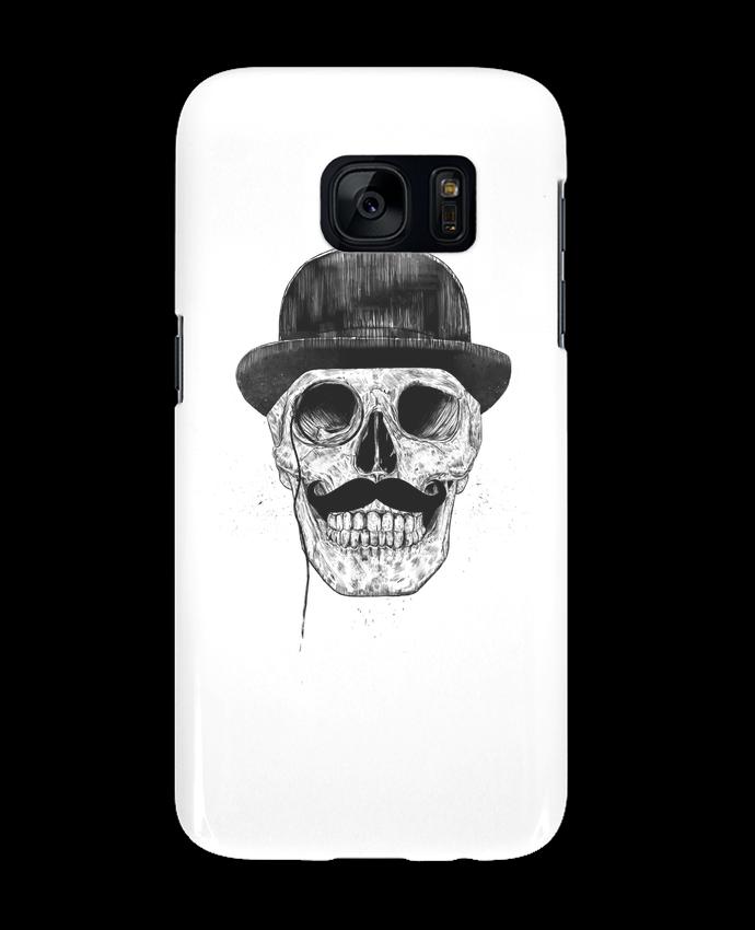 Coque 3D Samsung Galaxy S7 Gentleman never die par Balàzs Solti